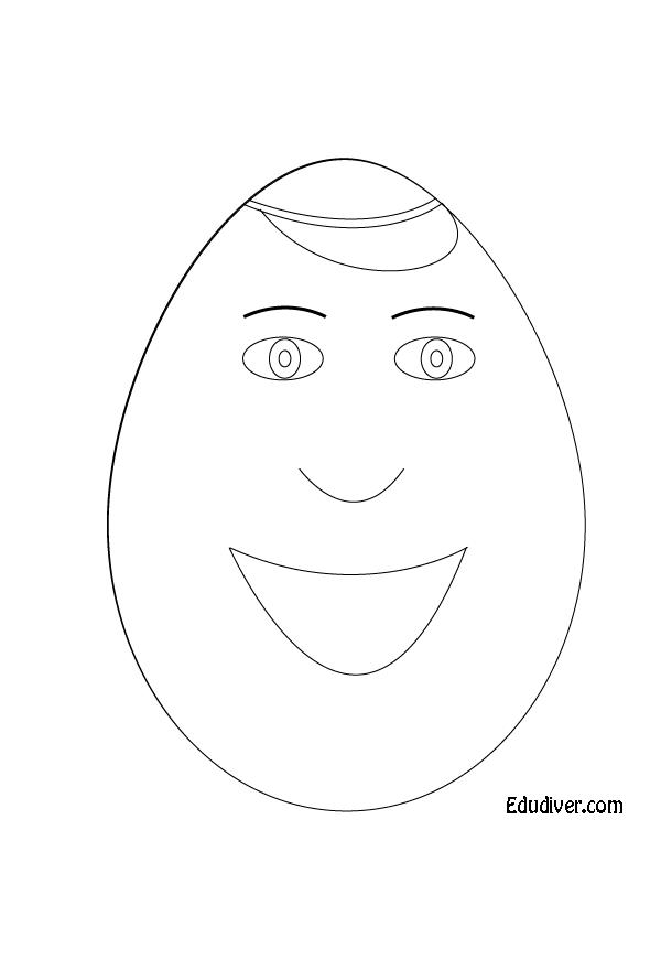 Huevo de pascua 3  Edudivercom