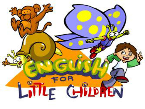 Juego English for little children